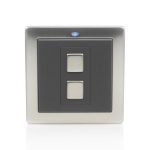 Lightwave LW201SS electrical switch Stainless steel