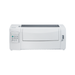 Lexmark 2590n+ dot matrix-printer 360 x 360 DPI 556 tekens per seconde