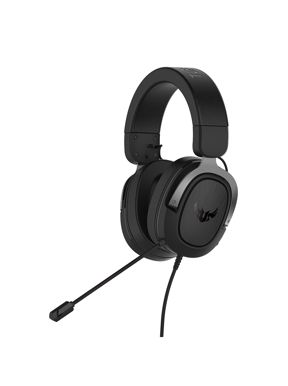 ASUS TUF Gaming H3 Headset Head-band 3.5 mm connector Black, Grey