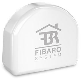 Fibaro FGBHS-213 smart home light controller Wireless White