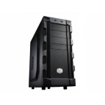Cooler Master K 280 Midi-Tower Black