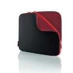 "Belkin Neoprene Sleeves, 14"" - Jet / Cabernet 14"" Sleeve case Black"