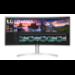 "LG 38WN95C-W computer monitor 96.5 cm (38"") 3840 x 1600 pixels UltraWide Quad HD Black, Silver, White"