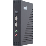 Wortmann AG TERRA THINCLIENT 5100 1GHz 1000g Black