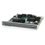 Hewlett Packard Enterprise MDS 9000 18 Fibre Channel plus 4 IP Ports w/0 SFPs Multiservice Module network media converter
