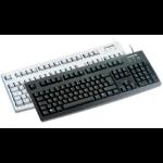 Cherry Comfort keyboard USB, black, ES USB QWERTY Black keyboardZZZZZ], G83-6105LUNES-2