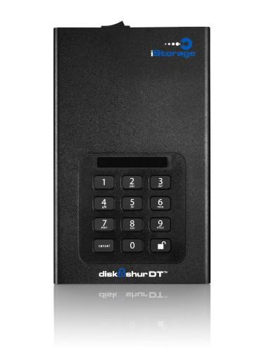 iStorage diskAshur DT USB3 256-bit 8TB