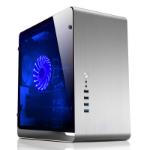 Jonsbo UMX3 Silver/Window ITX Case