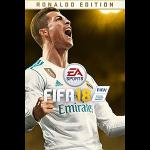 Microsoft FIFA 18: Ronaldo Edition, Xbox One German