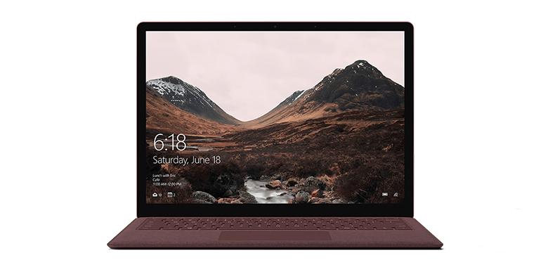 Microsoft Surface Laptop 2.5GHz i7-7660U 13.5