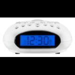 Conair SU7 radio Clock White