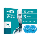 Eset Internet Security (Advanced Protection) OEM 1 Device 1 Year Download - Includes 1x Physical Printed