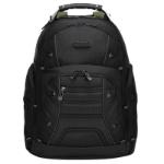 """Targus Drifter II notebook case 40.6 cm (16"""") Backpack Black, Green TBB23801GL"""