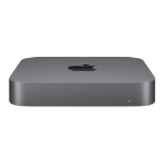 Apple Mac mini 8th gen Intel® Core™ i3 8 GB DDR4-SDRAM 128 GB SSD Grey Mini PC