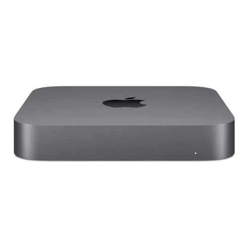 Apple Mac mini 8th gen Intel® Core™ i3 8 GB DDR4-SDRAM 128 GB SSD Grey Mini PC