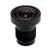 Axis 5504-961 lente de cámara Cámara IP Objetivo ancho Negro