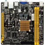 Biostar A68N-2100 motherboard Socket FT3 mini ITX