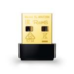 TP-LINK TL-WN725N adaptador y tarjeta de red WLAN 150 Mbit/s