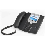 Mitel 6725ip Wired handset Black IP phone