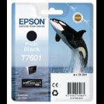 Epson T7601 Tintenpatrone 1 Stück(e) Original Foto schwarz