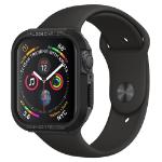 Spigen 062CS24469 smartwatch-accessoire Opbergtas Zwart Thermoplastic polyurethaan (TPU)
