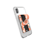 Speck Grabtab Fun With Food Passive holder Mobile phone/Smartphone Green, Orange, White