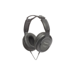 Panasonic RP-HT265 Black Supraaural Head-band headphone