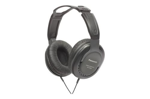 Panasonic RP-HT265 Headphones Head-band Black