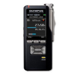 Olympus DS-7000 Flash card Black dictaphone