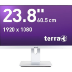 "Wortmann AG TERRA 2405HA 60.5 cm (23.8"") 1920 x 1080 pixels 9th gen Intel® Core™ i3 8 GB DDR4-SDRAM 1000 GB SSD Wi-Fi 5 (802.11ac) Black,Silver All-in-One PC Windows 10 Home"