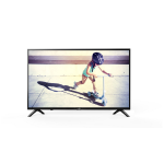 "Philips 4000 series 43PFT4002/05 Refurb Grade C/No Stand LED TV 109.2 cm (43"") Full HD Smart TV Black"