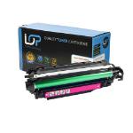 Click, Save & Print Remanufactured HP CE403A Magenta Toner Cartridge