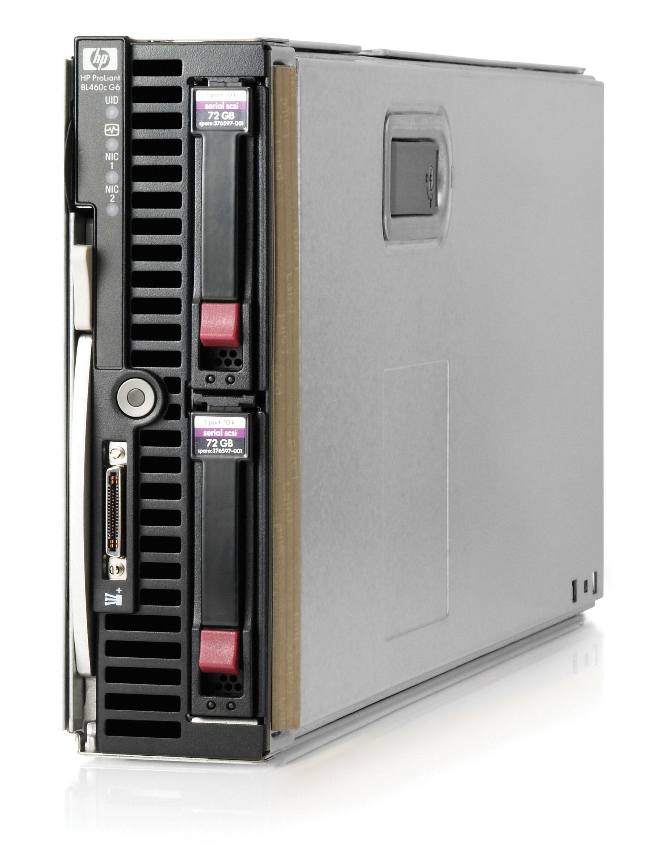 HP ProLiant BL460c G6 Special Server