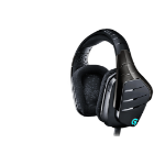 Logitech G633 Artemis Spectrum Binaural Head-band Black,Blue