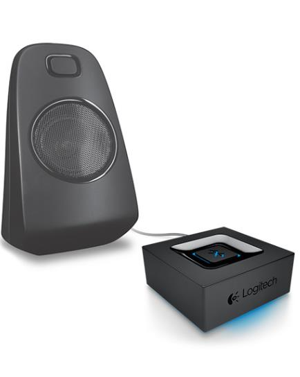 LOGITECH Bluetooth Adapter Audio Streaming Via Bkuetooth - Superior acoustics Long wireless range Auto re-pai