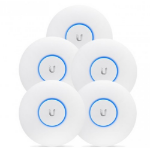 Ubiquiti Networks UAP-AC-LITE-5 wireless access point 1000 Mbit/s Power over Ethernet (PoE) White