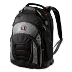 Wenger/SwissGear Synergy backpack Nylon,Polyester Black