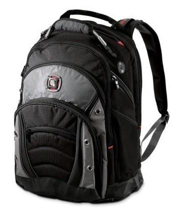 Wenger/SwissGear Synergy backpack Nylon,Polyester Black