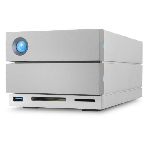 LaCie STGB16000400 2big Dock Thunderbolt 3 16TB 7200RPM External Hard Drive