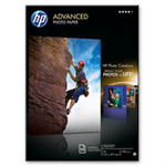 HP Advanced Glossy -25 sht/A4/210 x 297 mm photo paper