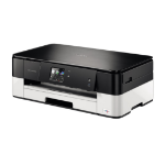 Brother DCP-J4120DW 6000 x 1200DPI Inkjet A3 35ppm Wi-Fi multifunctional