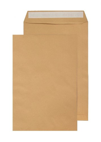Blake Purely Everyday Manilla Peel and Seal Pocket C3 450X324mm 115gsm (Pack 125)