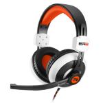 Sharkoon RUSH ER2 3.5 mm Binaural Head-band Black,Red,White headset