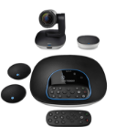 Logitech GROUP video conferencing system Group video conferencing system 20 person(s)