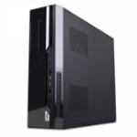 Acteck AC-05003 Perfil bajo (Slimline) 500W Negro gabinete de computadora
