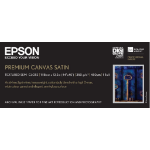 "Epson Premium Canvas Satin, 44"" x 12,2 m, 350g/m²"