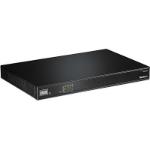 Trendnet TPE-3016L Gigabit Ethernet (10/100/1000) Power over Ethernet (PoE) 1U Black network switch