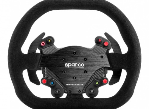 Thrustmaster Competition Wheel add on Sparco P310 Mod Steering wheel PC, Xbox One Digital Black