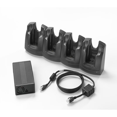 Zebra CRD5501-401CES mobile device charger Indoor Black
