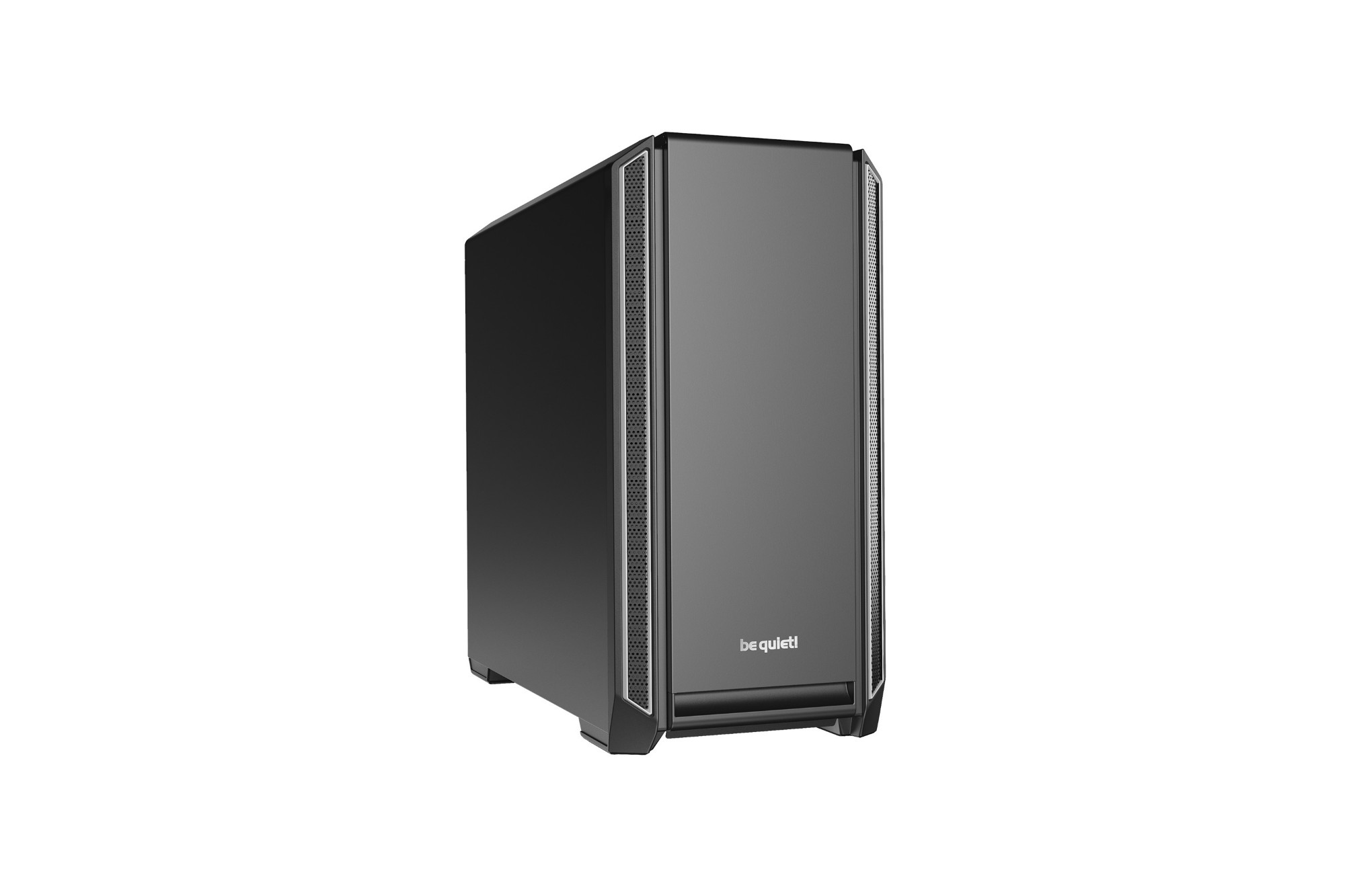 be quiet! Silent Base 601 Midi-Tower Black,Silver